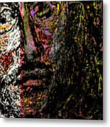 Warrior Of Love Metal Print