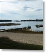 Washington Island Shore 2 Metal Print