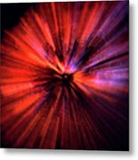 Wasp Nest Asteroid One Metal Print