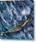 Water World Two Metal Print