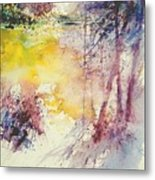 Watercolor  007 Metal Print