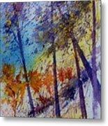 Watercolor  131108 Metal Print