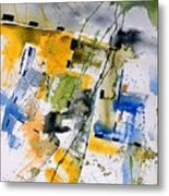 Watercolor  161106 Metal Print