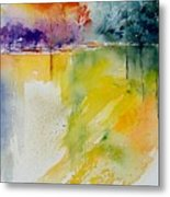Watercolor 800142 Metal Print