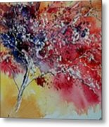 Watercolor 901181 Metal Print