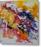 Watercolor 902022 Metal Print