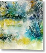 Watercolor  906020 Metal Print