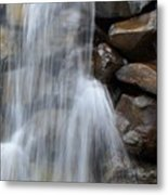 Waterfall 2 Metal Print