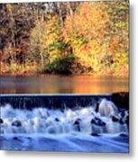 Water.fall Metal Print