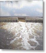 Waterfall Metal Print