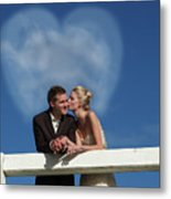 Wedding 7 Metal Print
