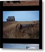 West Plains Trio Metal Print