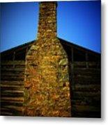 West Virginia Chimney Metal Print