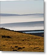 West Yorkshire Moors Metal Print