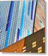 Weston Hotel Nyc Metal Print