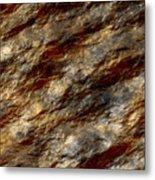 Wet Stone 2 Metal Print