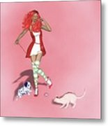 Whatever Happened To Strawberry Shortcake Metal Print