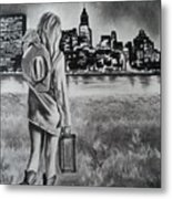Wherever Your Dreams May Take You Metal Print