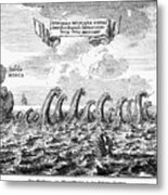 Whirlpool: Maelstrom, 1678 Metal Print