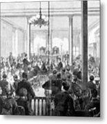 Whiskey Ring Trial, 1876 Metal Print by Granger