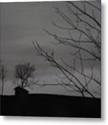 Whispers In Ohio Metal Print