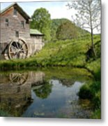 White's Mill Metal Print