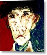 Who Am I   1b Metal Print by Teodoro De La Santa