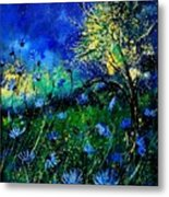 Wild Chocoree Metal Print