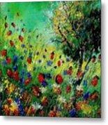 Wild Flowers 670130 Metal Print