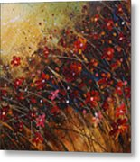 Wild Metal Print by Michael Lang