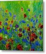 Wildflowers  560121 Metal Print
