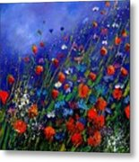 Wildflowers 78 Metal Print