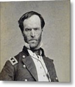 William Tecumseh Sherman Metal Print