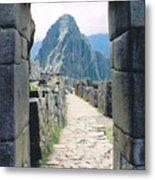 Winay Picchu Metal Print