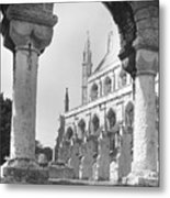Winchester Cathedral England Metal Print
