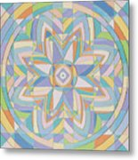 Window Of The Ascended Masters Metal Print