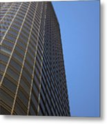 Windows To The Top Metal Print