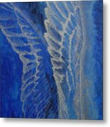 Wings Of Angel Metal Print