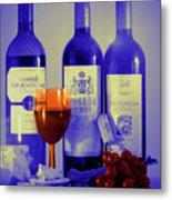 Winsome Wine Metal Print