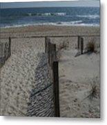 Wrightsville Beach Metal Print by Janet Pugh