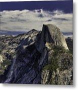 Yosemite Granduer Metal Print