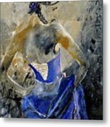 Young Girl 450150 Metal Print
