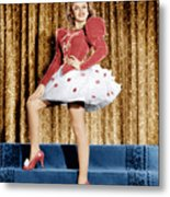 Ziegfeld Girl, Judy Garland, 1941 Metal Print