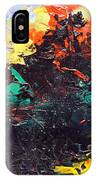 Schizophrenia IPhone Case