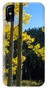 Aspen Vista IPhone Case