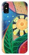 Cosmic Carnival II Aka Duality IPhone Case