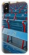 Fenway Bleachers IPhone Case