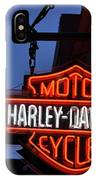 Harley Davidson New Orleans IPhone Case