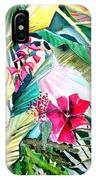 Hidden Beauty IPhone Case