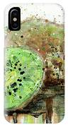 Kiwi 1 IPhone Case